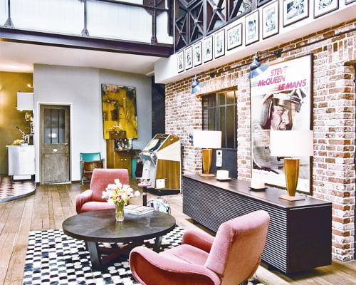 Piatra decorativa de interior pentru Living Sufragerie
